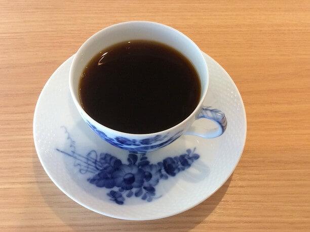 いい香りのコーヒー
