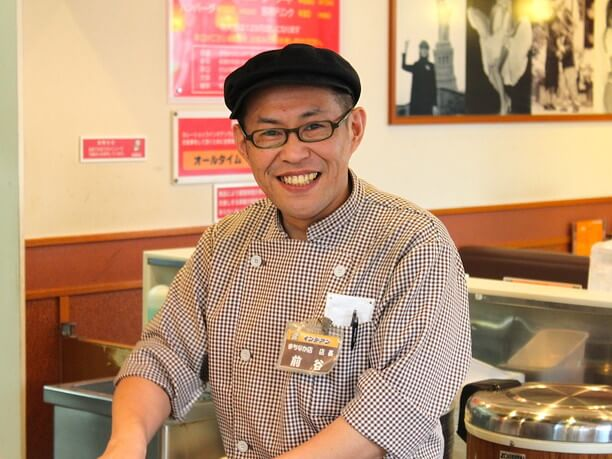 店長の前谷陽大さん