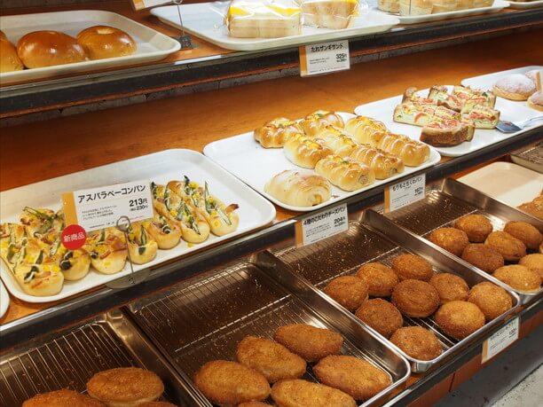 様々なパン