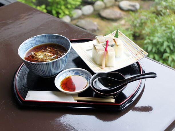 お抹茶と和菓子セット