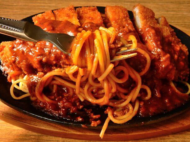 こだわりのスパゲッティ
