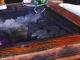 ナラ材の炭