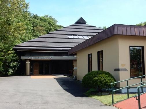 アイヌ民族博物館の建物
