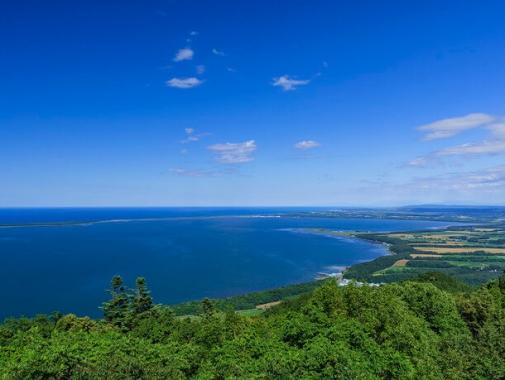 北海道最大の湖「サロマ湖」
