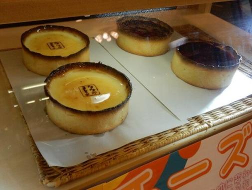 半熟チーズタルト(1ホール980円)