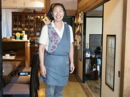 店長の松村さん