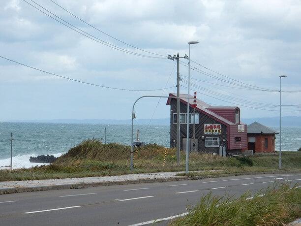 歴史ある港町