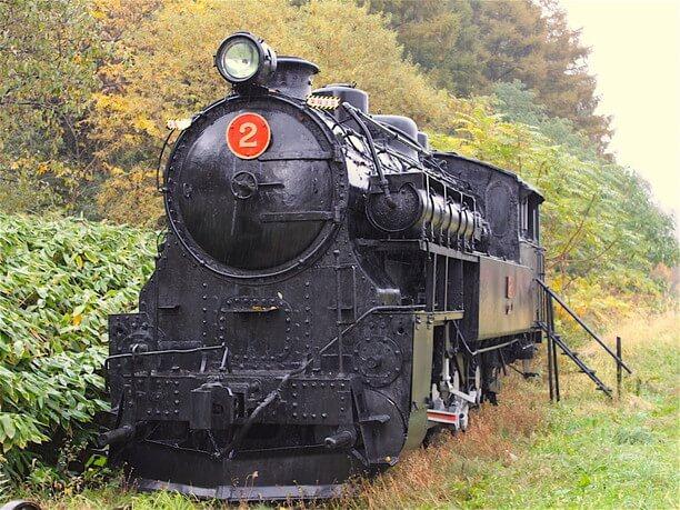 正式名『4110形式十輪連結タンク機関車2号』