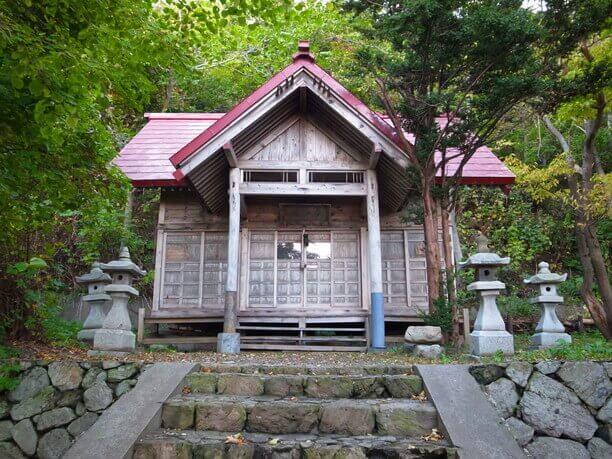 モレイ神社