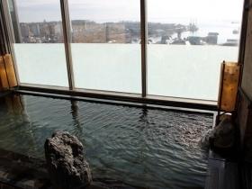 大浴場からの眺望