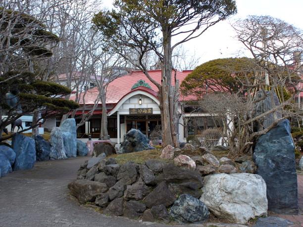 伊藤竹次郎氏が隠居のために建てたお屋敷