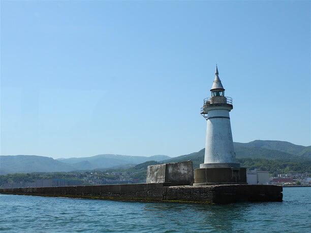 水族館や鰊御殿、灯台のある祝津
