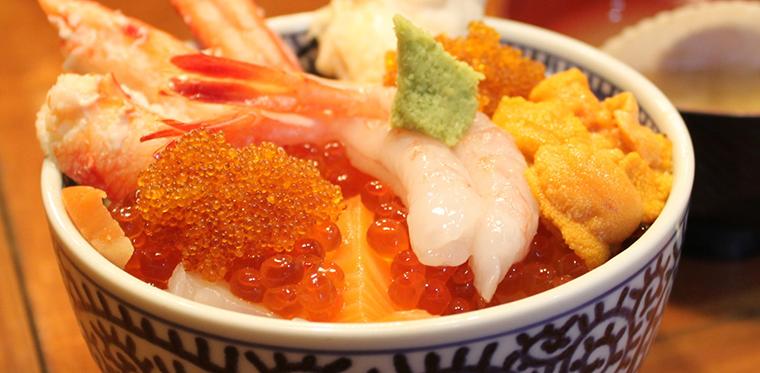 新鮮海の幸!海鮮丼特集