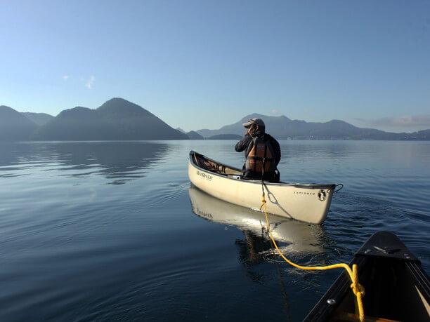 五感で楽しむ360°の大自然洞爺トイボックスでカヌー体験イメージ