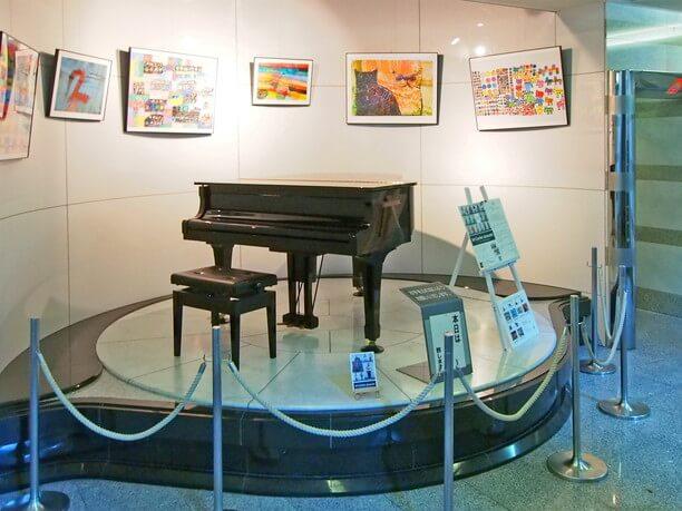 1億円ピアノ
