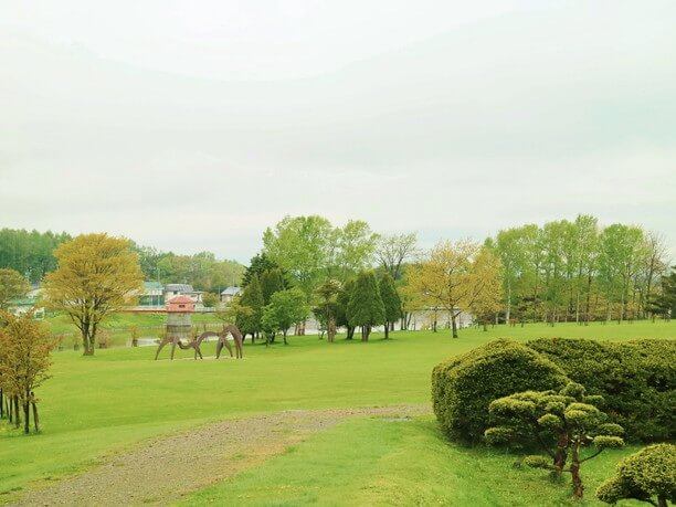 パークゴルフ場