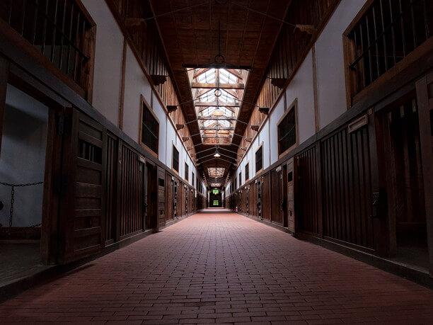 旧網走監獄舎房