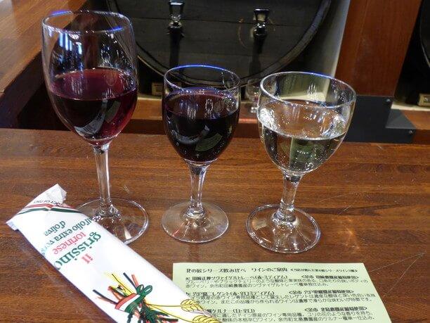 ワインを試したい人におすすめの「飲み比べセット」