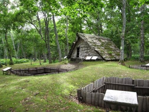 古代住居跡