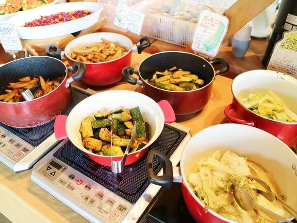 黄色い野菜たち
