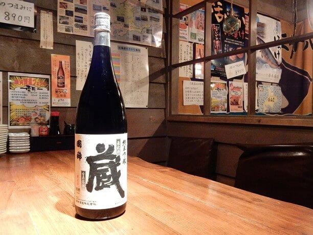 一押しの日本酒蔵