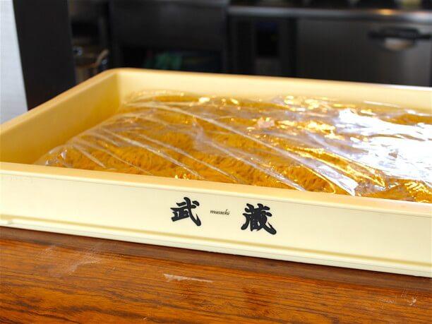 オリジナル麺