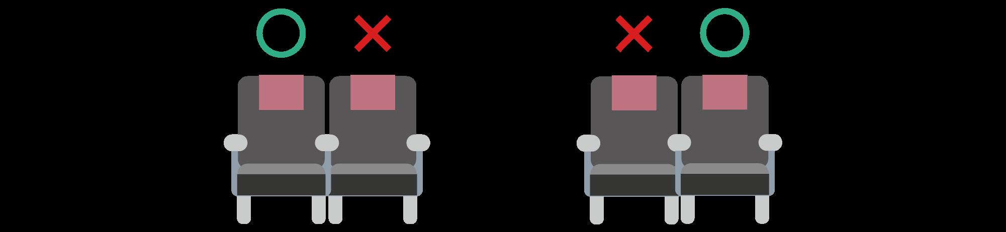座席指定E90