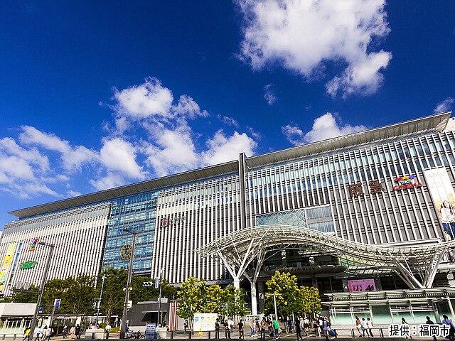 福岡県・博多駅