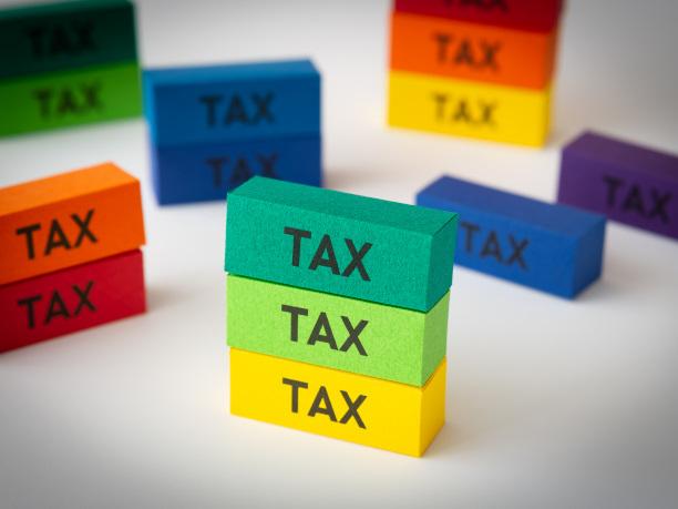 税金の支払い・宝くじの購入