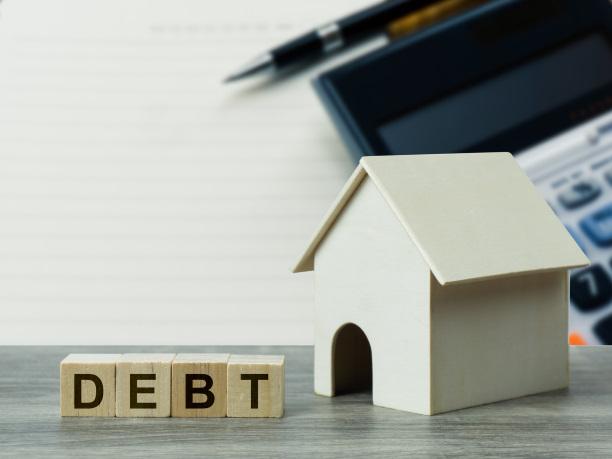 既存の債務の弁済には利用できません
