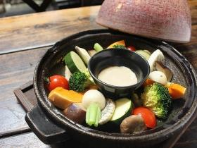 地野菜のタジン蒸し