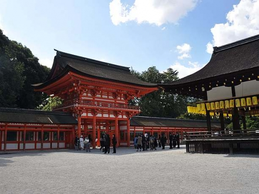 世界遺産下鴨神社