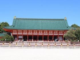 庭園美に癒される平安神宮