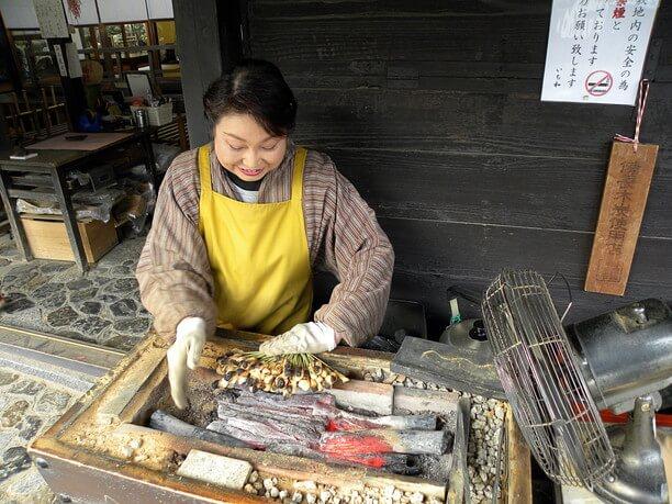 長谷川奈生さん