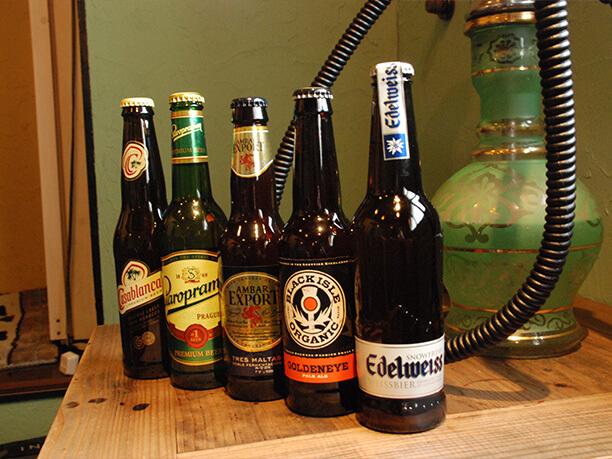 世界各地のビール