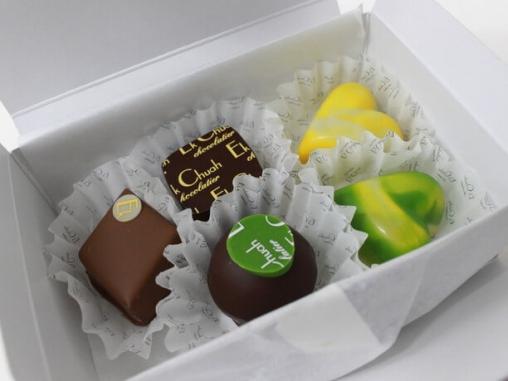 エクチュアのチョコレート