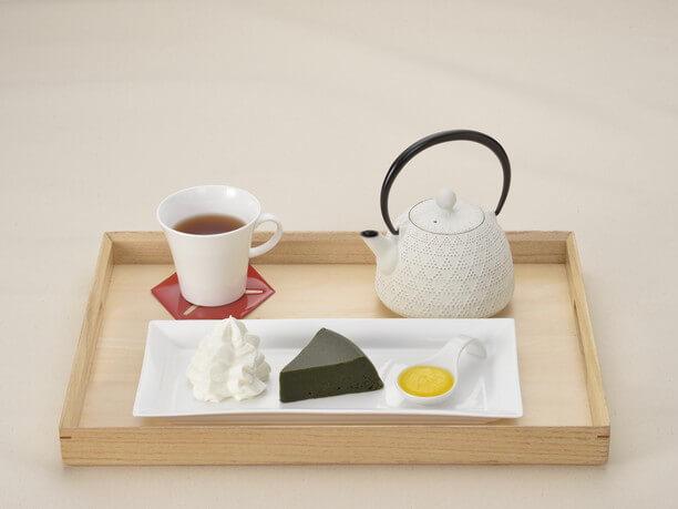 _生茶の菓