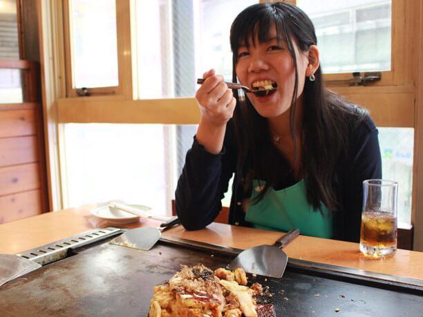 大阪流の食べ方