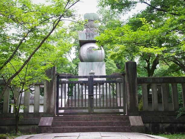 豊臣秀吉の廟所