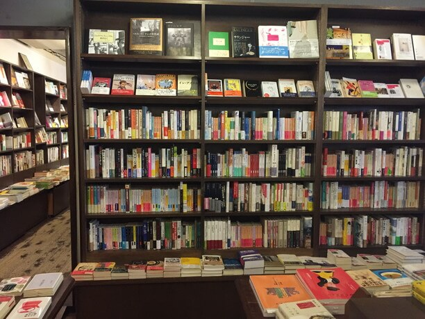 外国文学の棚