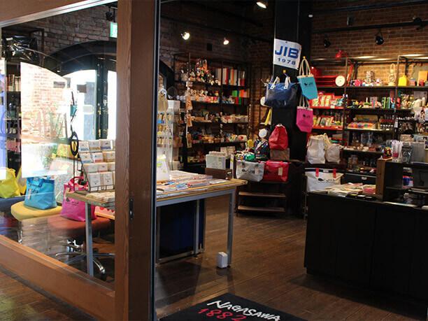 神戸煉瓦倉庫のオシャレな雑貨屋さん