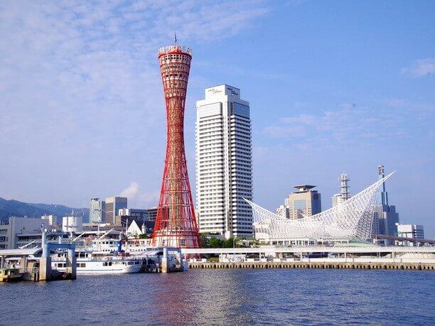 神戸ポートタワー外観