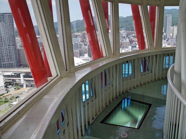 展望室の1階