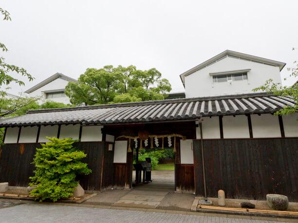 日本酒「福寿」を醸す神戸酒心館