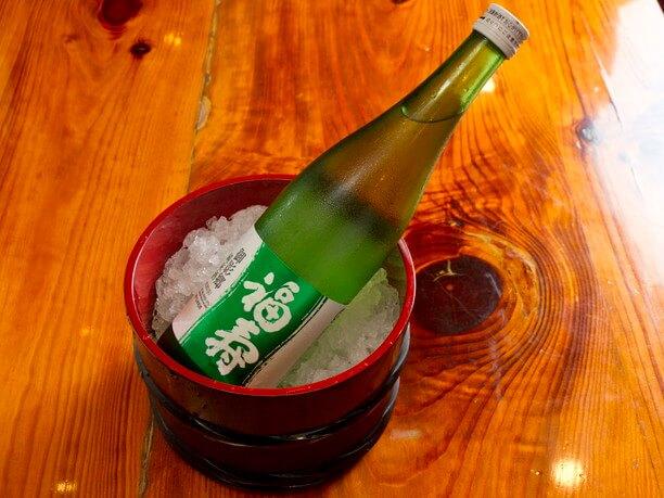 純米酒「御影郷」