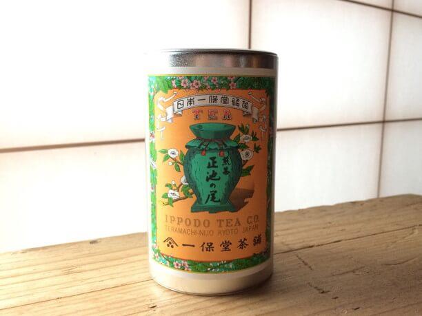 正池の尾の小缶
