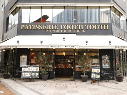 TOOTH TOOTH(トゥーストゥース)の店舗外観