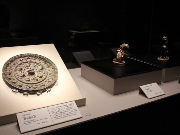 国宝「白磁獅子」や「銅造狛犬」