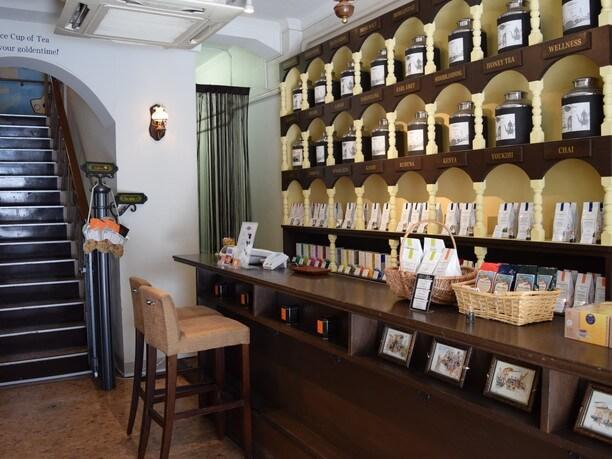 栽培方法や品質を見定められた紅茶