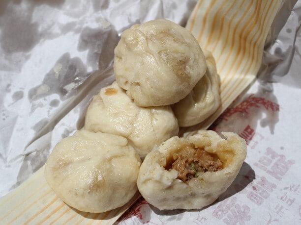 老祥記豚饅